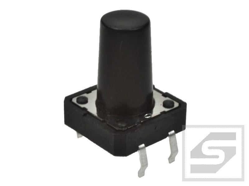 Tact Switch TS12-150 12x12mm;4 piny h=15mm KAN1211-1501B TACTRONIC Pbf