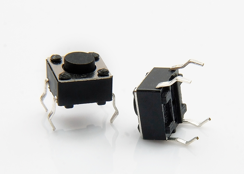 Tact Switch TS06-045 6x6mm h=4.5mm Pbf