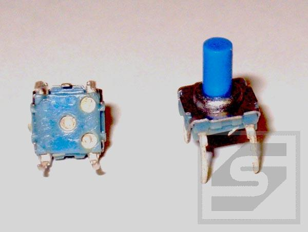 Tact Switch TS06-070 6x6mm h=7mm