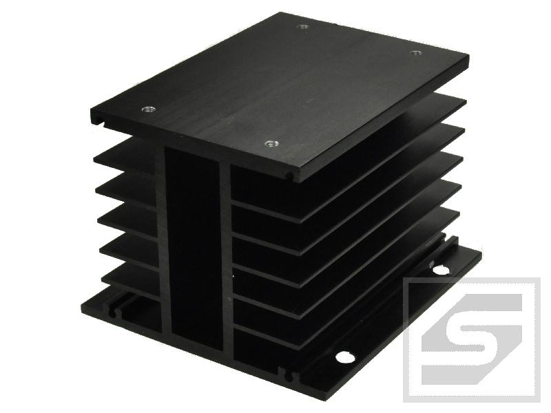 Radiator do SSR 3-faz.HF92B-150C; DY-HA;wym.110mmx100x80mm