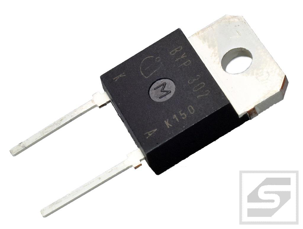 Dioda BYP302 INFINEON TO-218AD 40A;1200V;130ns