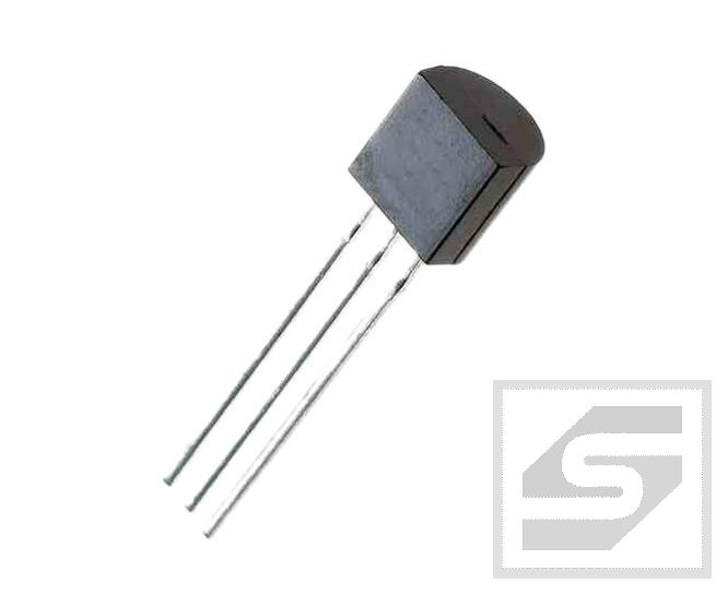 TR BS107P;DIODES;TO92;tranzystor; N-MOSFET;200V;120mA;500mW;Pbf